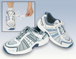 Revolutionary Lacing System Orthofeet
